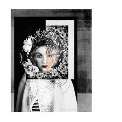 COLLAGE 001.2015 © danii kessjan.collage